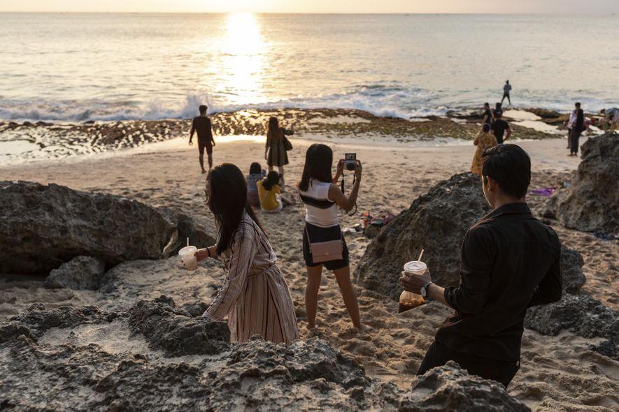 Playa de Tegal Wangi