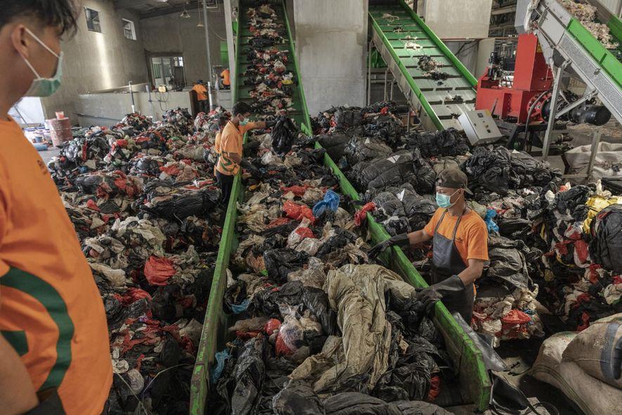 Planta de reciclaje Re>Pal