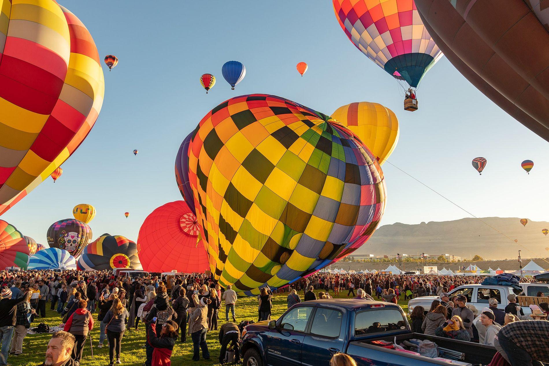 Festival Internacional de Globos de Albuquerque