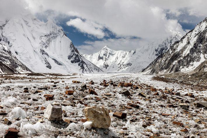 Glaciar Baltoro