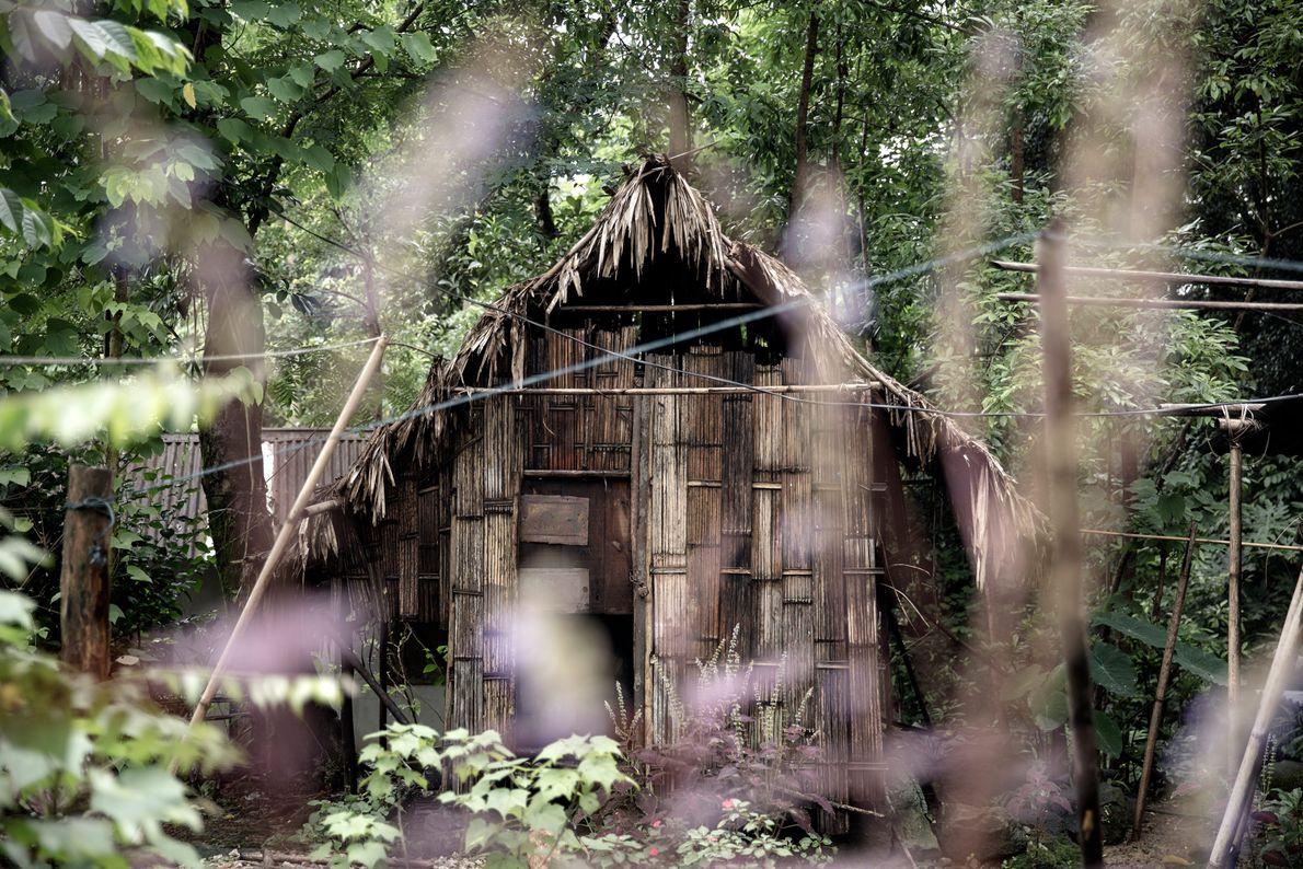 La aldea de Mawlynnong