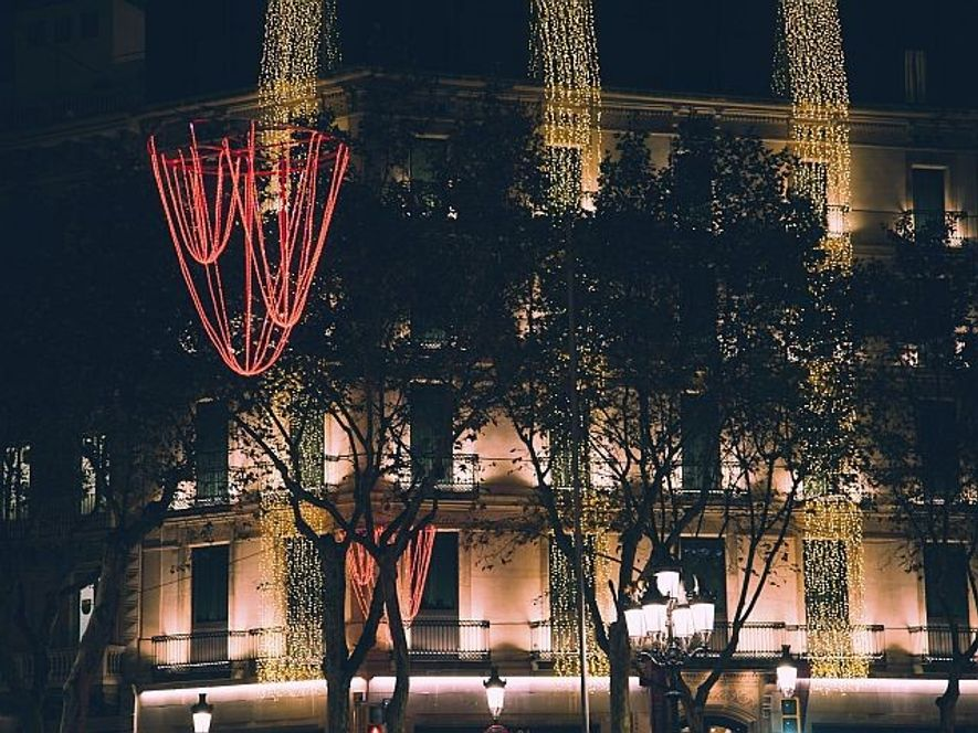 Alumbrado de Barcelona