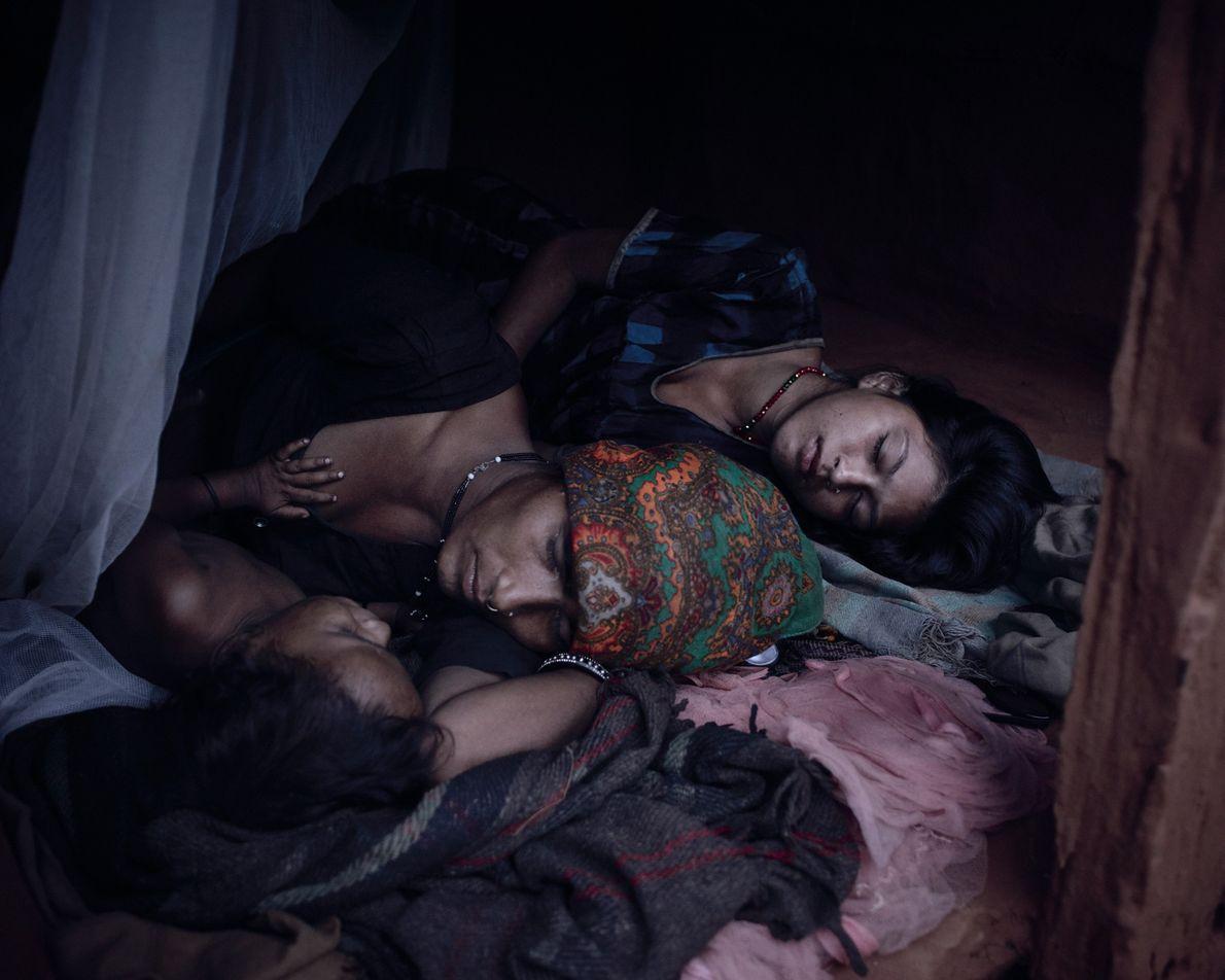 Mangu Bika y Chandra Tiruva