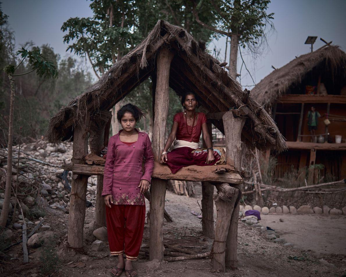 Ranga Joshi y Minu