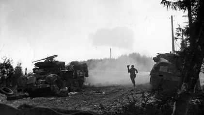 Los veteranos de la II Guerra Mundial recuerdan la «última jugada» de Hitler