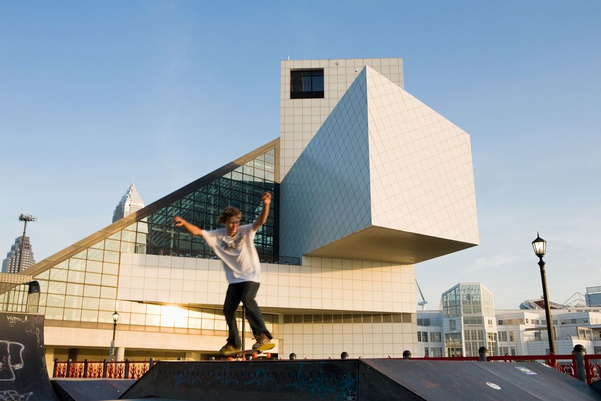Chinese-American architect I.M. Pei (creator of the Louvre's glass pyramid) designed this music lover's mecca in ...