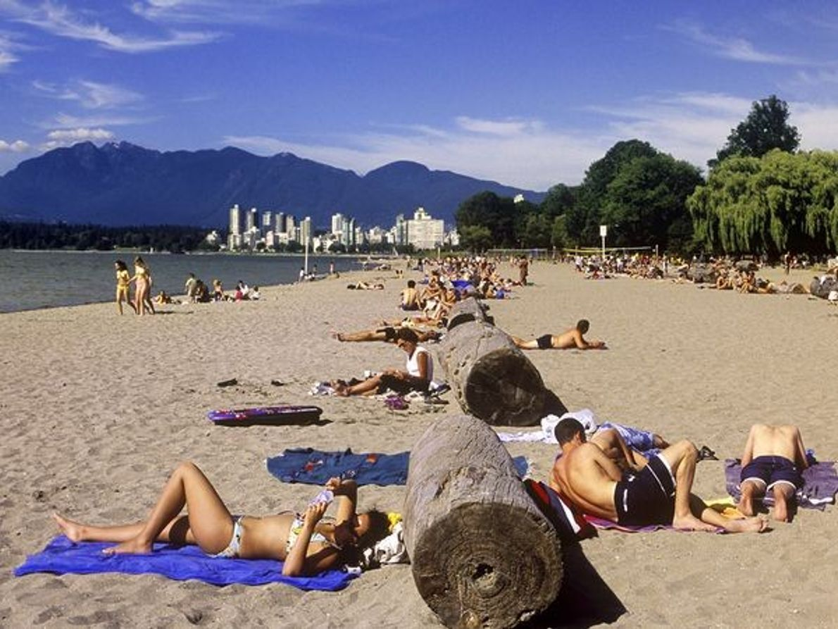 Vancouver, Columbia Británica