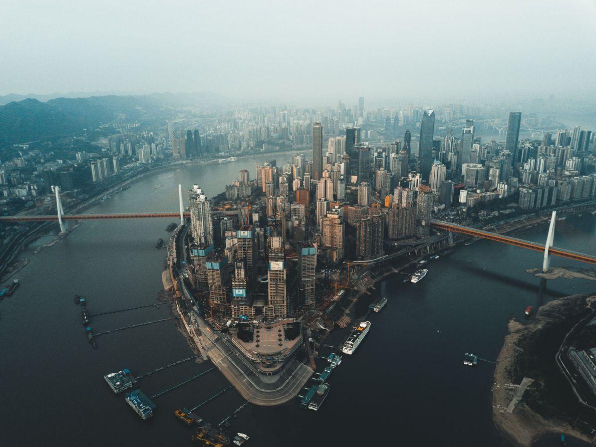 Ciudad neblinosa