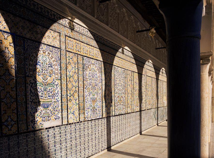 La mezquita del Barbero