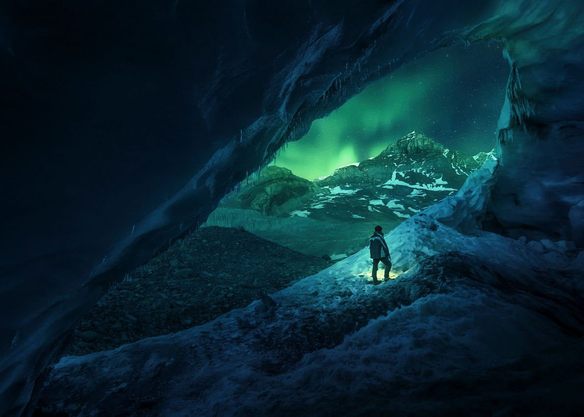 Cueva de Athabasca