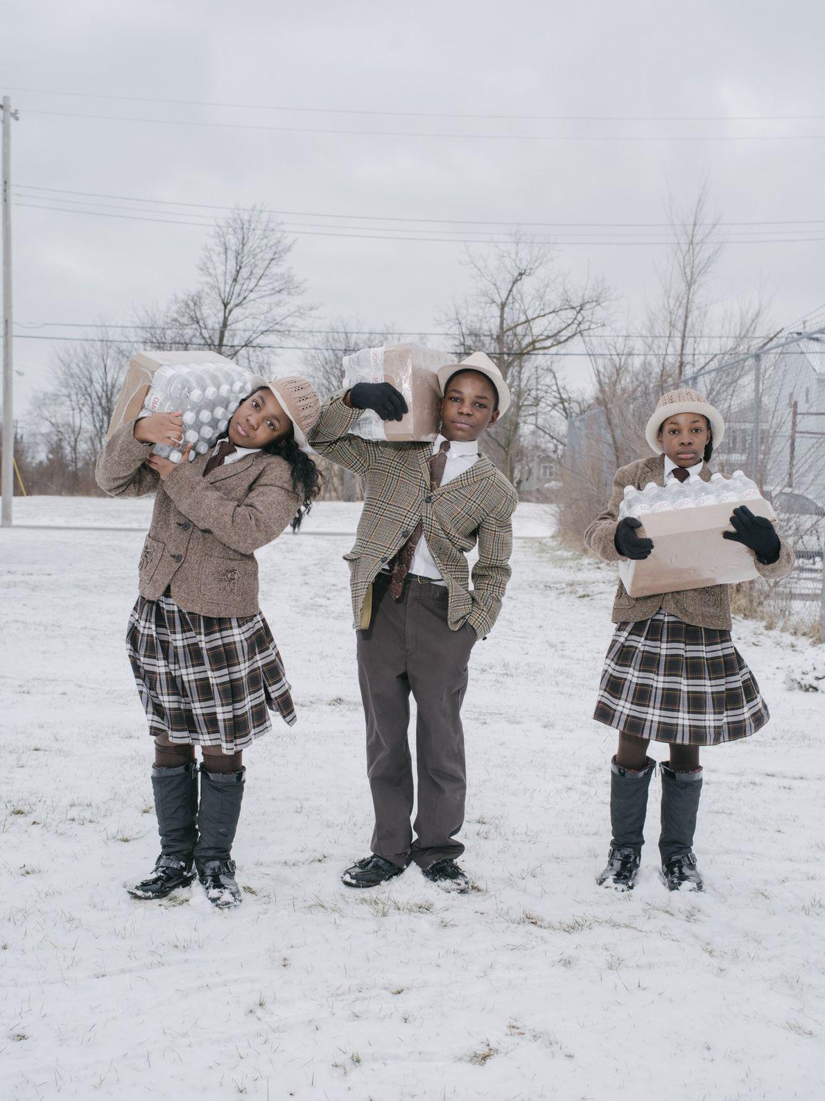 Flint, Míchigan