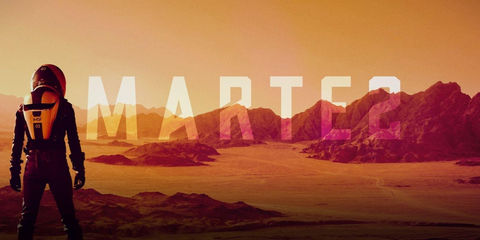 Marte 2 - Estamos en el año 2042