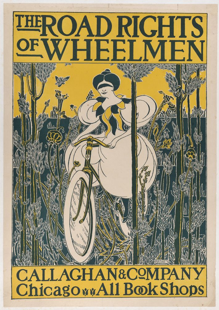 The Road Rights of Wheelmen