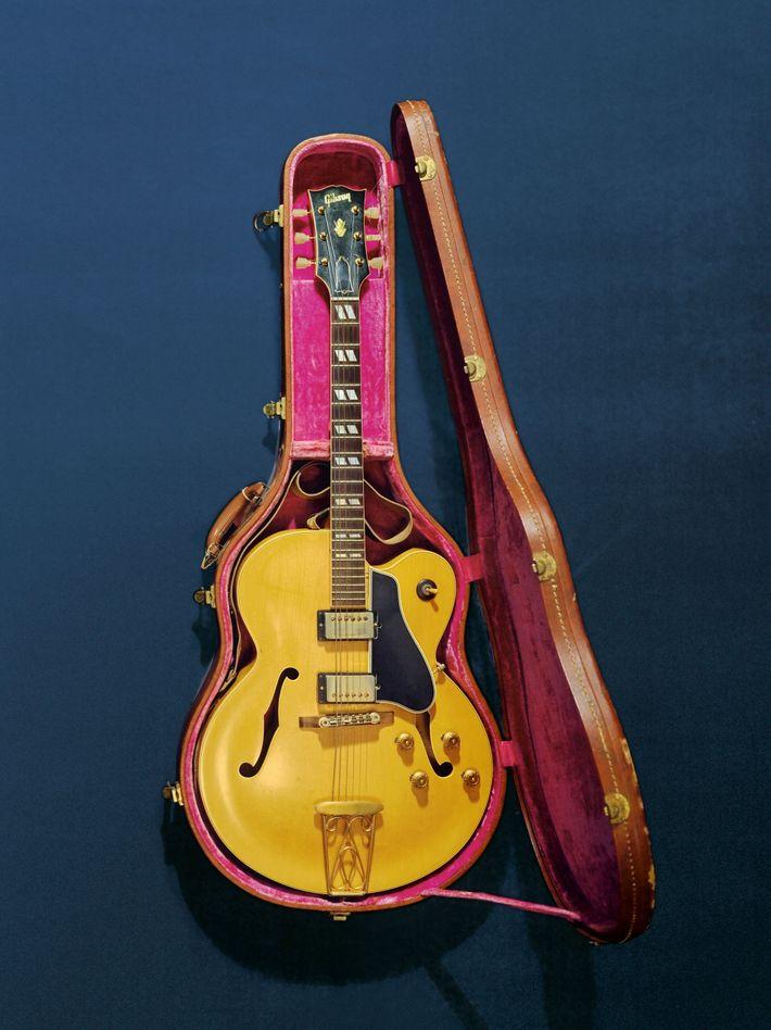 Guitarra de Chuck Berry