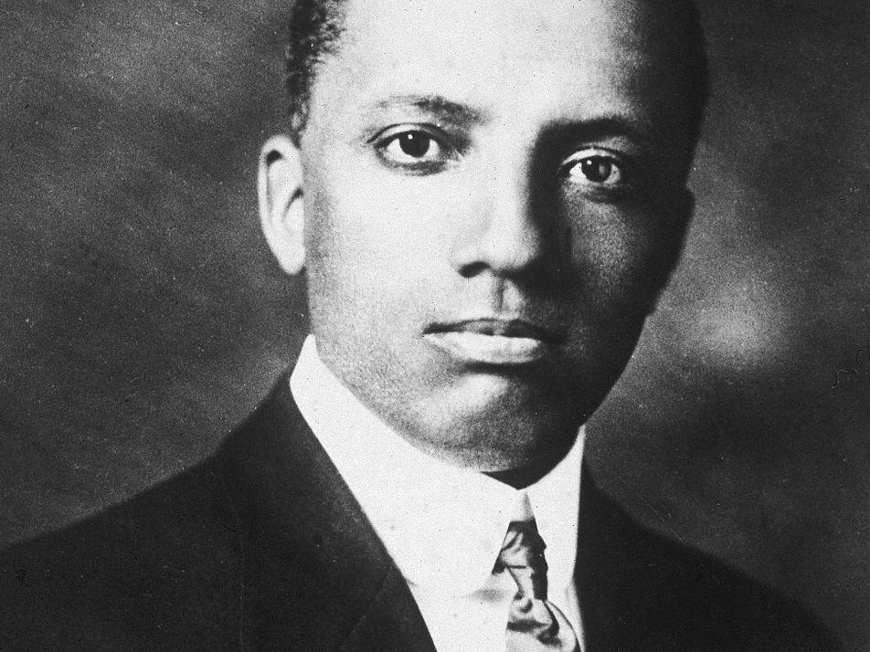 Carter G. Woodson: el valiente historiador precursor del Mes de la Historia Negra