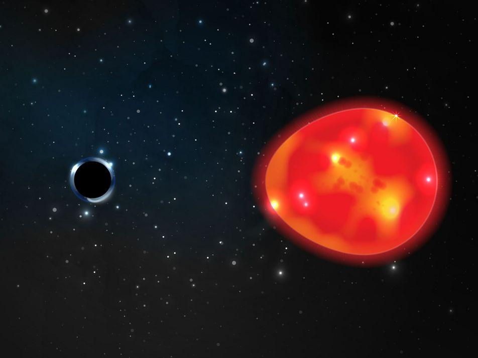 Este nuevo agujero negro podría ser el más cercano a la Tierra