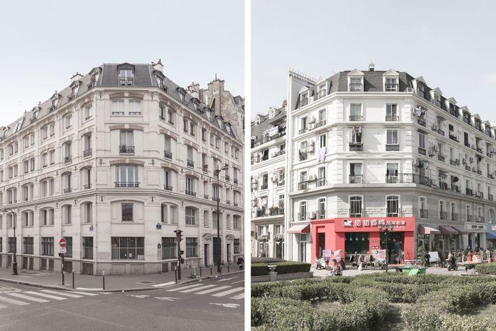 Los edificios