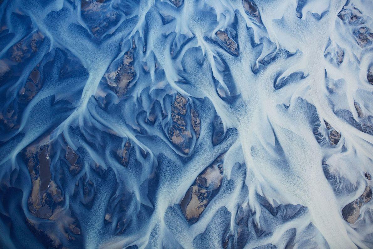 Ríos glaciales