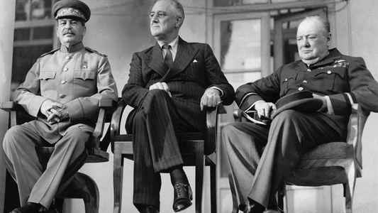 La intrahistoria de cómo tres aliados opuestos ganaron la II Guerra Mundial
