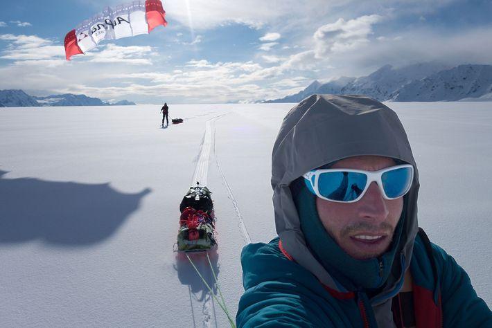 Velas de esquí