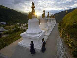 Zona este de Bután