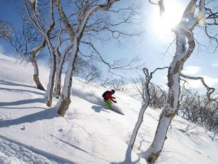Hokkaido, Japón.