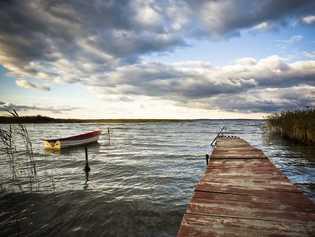Distrito del Lago Masuria, Polonia