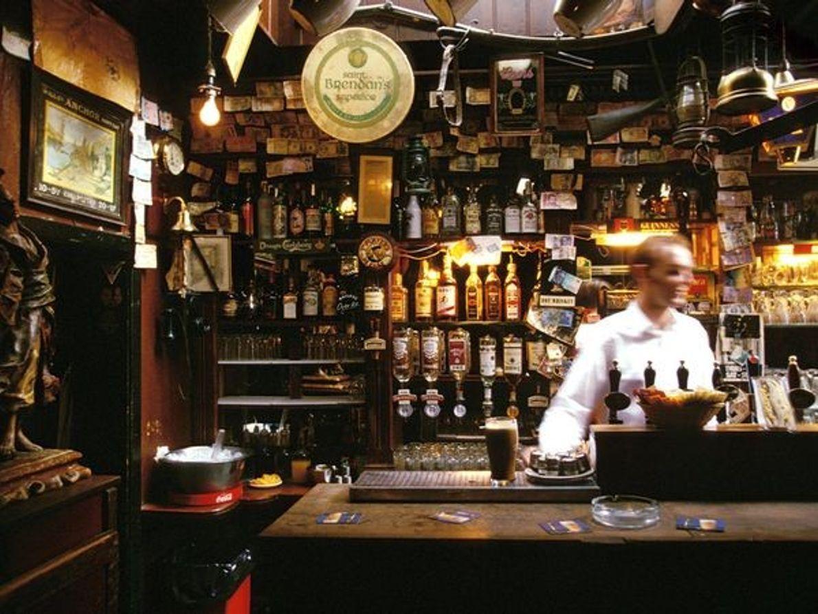 Brazen Head Pub, Dublín
