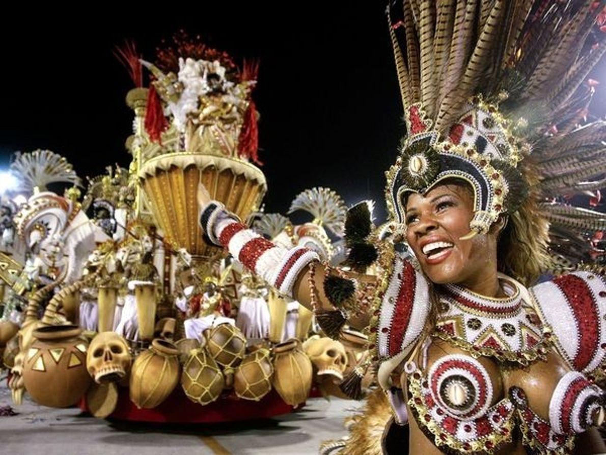 Fiestas de Carnaval, Rio de Janeiro