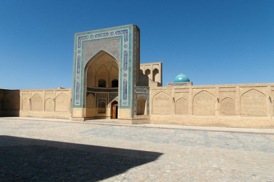 Mezquita de Kalon