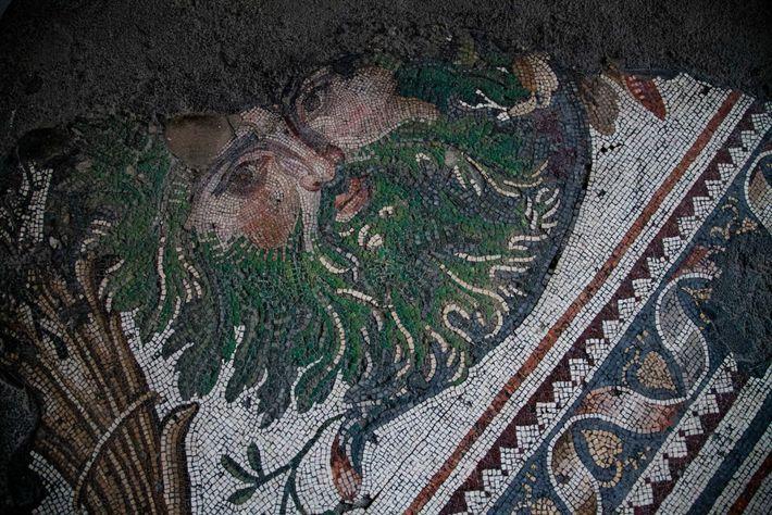 Museo de los Mosaicos del Gran Palacio en Estambul