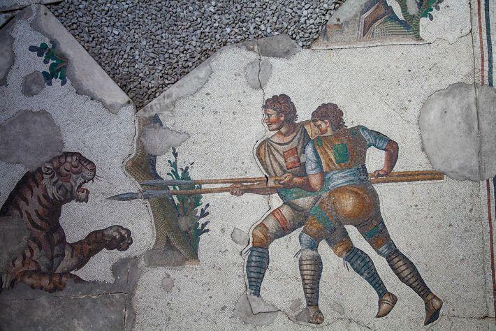 Museo de los Mosaicos del Gran Palacio