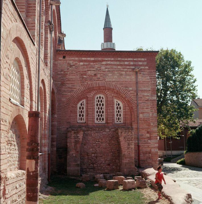 Mezquita de Zeyrek