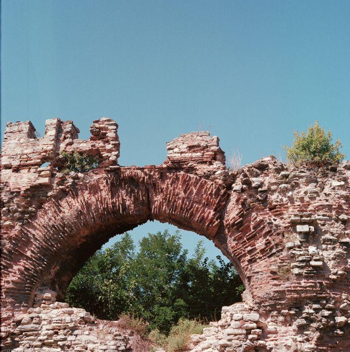 Palacio bizantino de Bucoleón