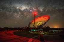 El radiotelescopio Parkes