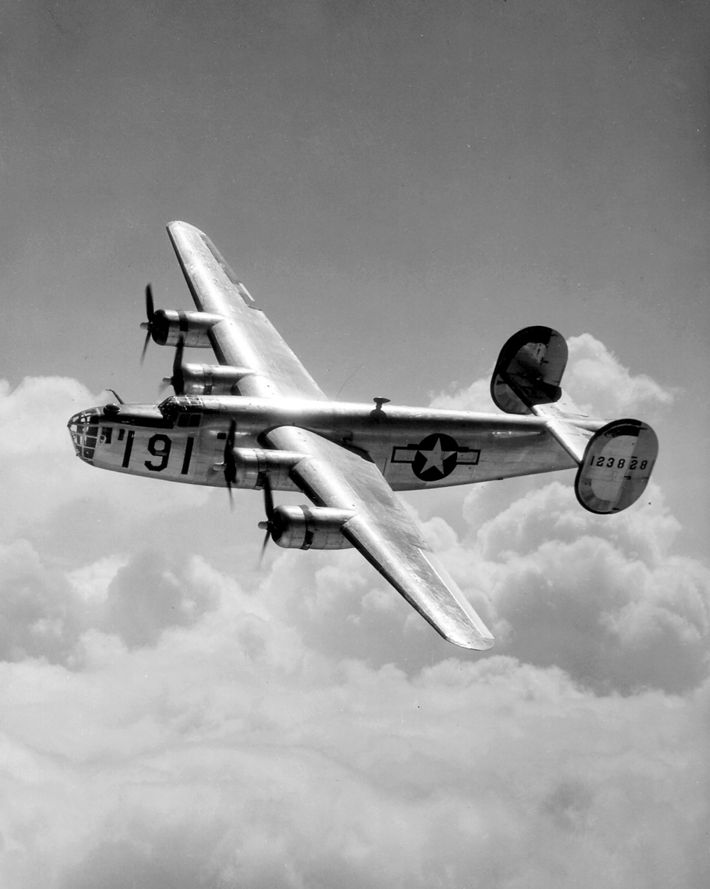 Un B-24 Liberator