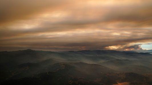 En California, el humo se ha vuelto más temible que la pandemia
