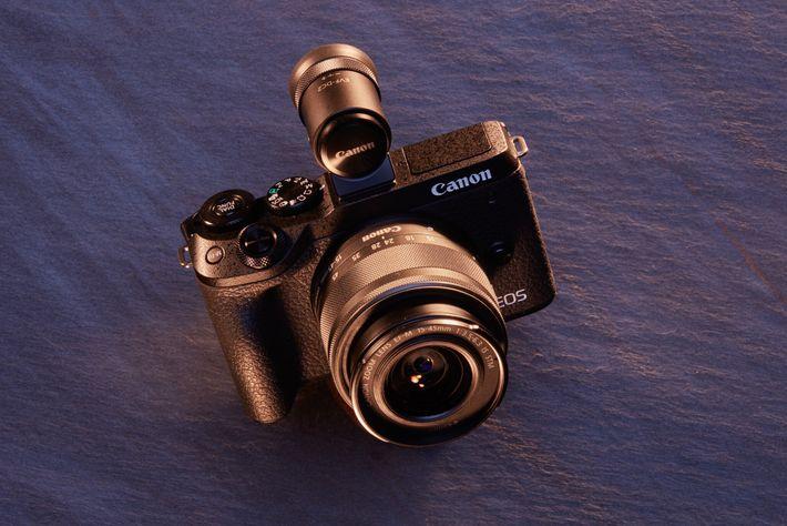 Cámara EOS M6 MKII de Canon