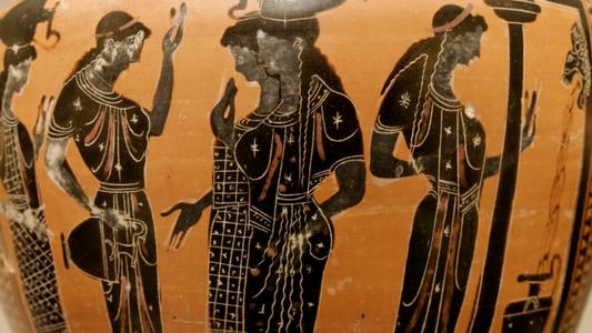 «Lisístrata» escenifica la lucha feminista desde el siglo IV a.C