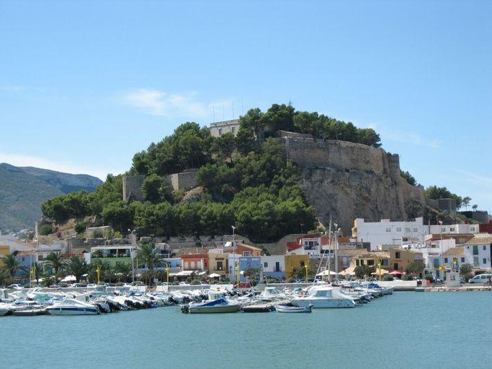 Castillos Alicante Denia