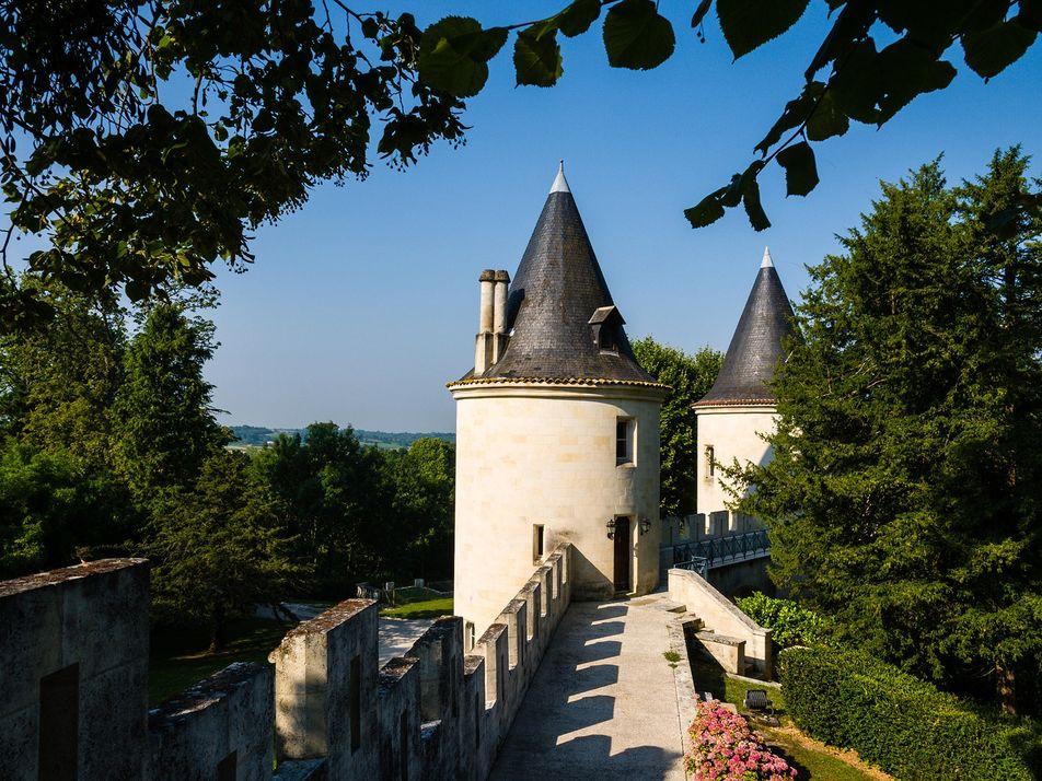 25 castillos en los que puedes pasar la noche