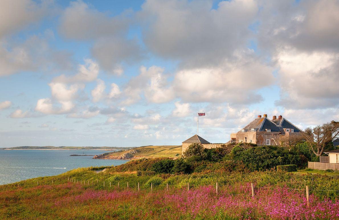 Isla de St. Mary's, Inglaterra