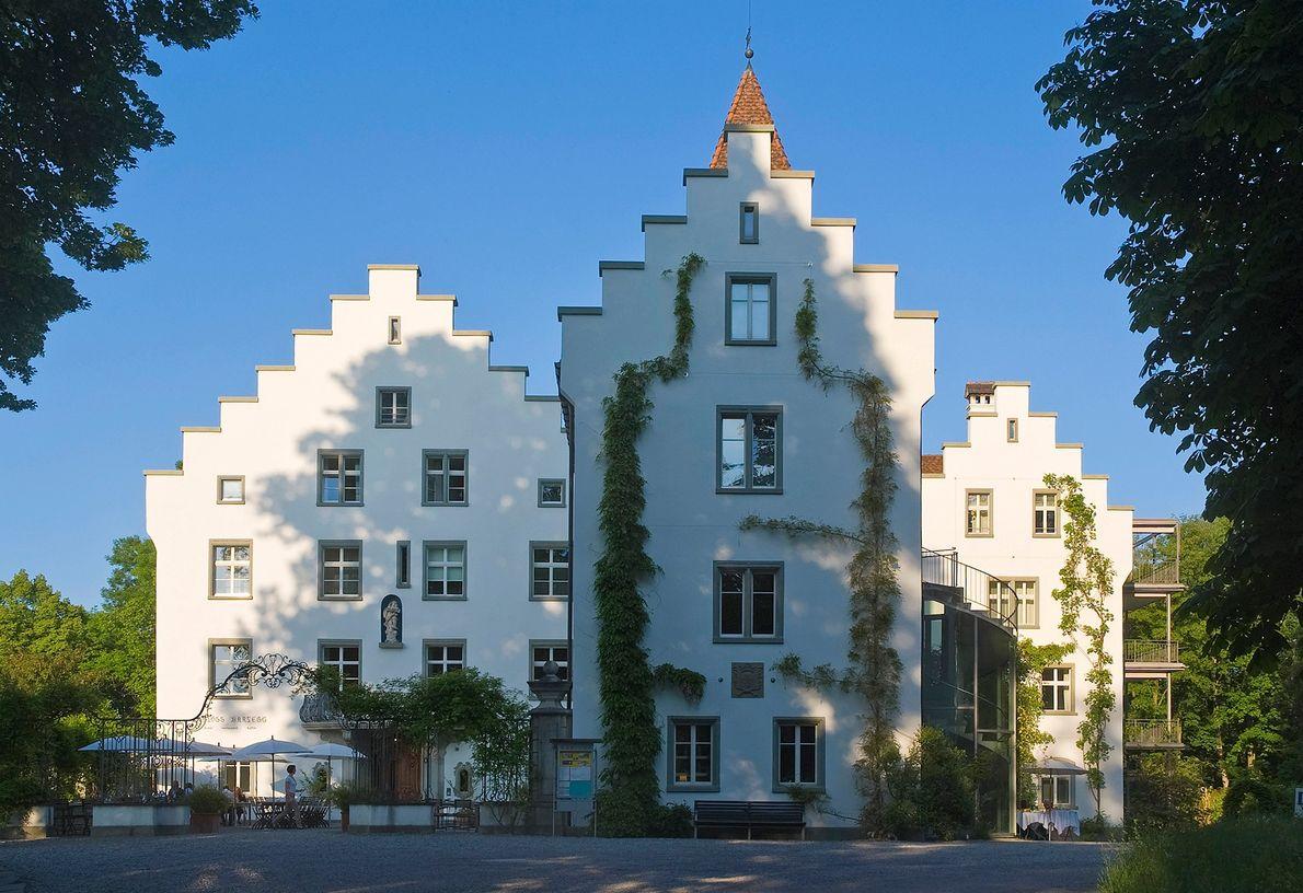 El castillo de Wartegg