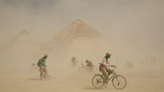 Aaron Huey nos enseña Burning Man desde dentro