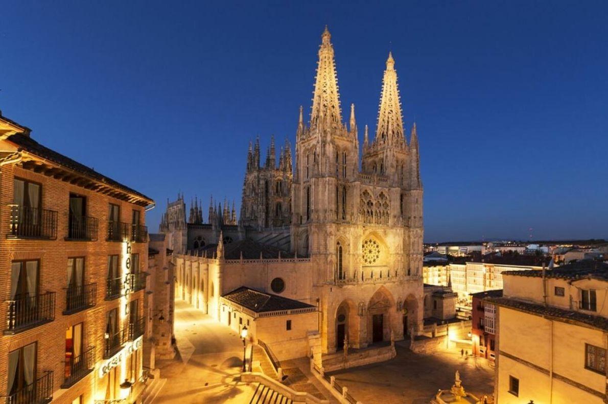 Lugares Patrimonio Humanidad España 02 Catedral Burgos