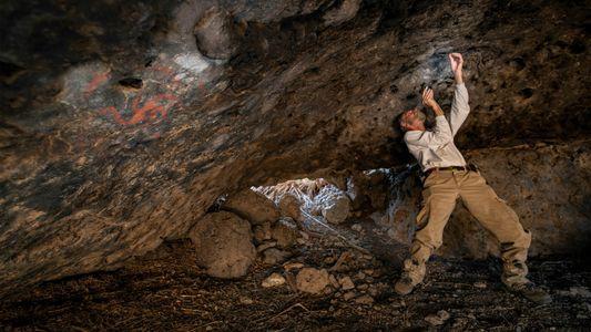 Hace 400 años, los visitantes de esta cueva pintada consumieron alucinógenos