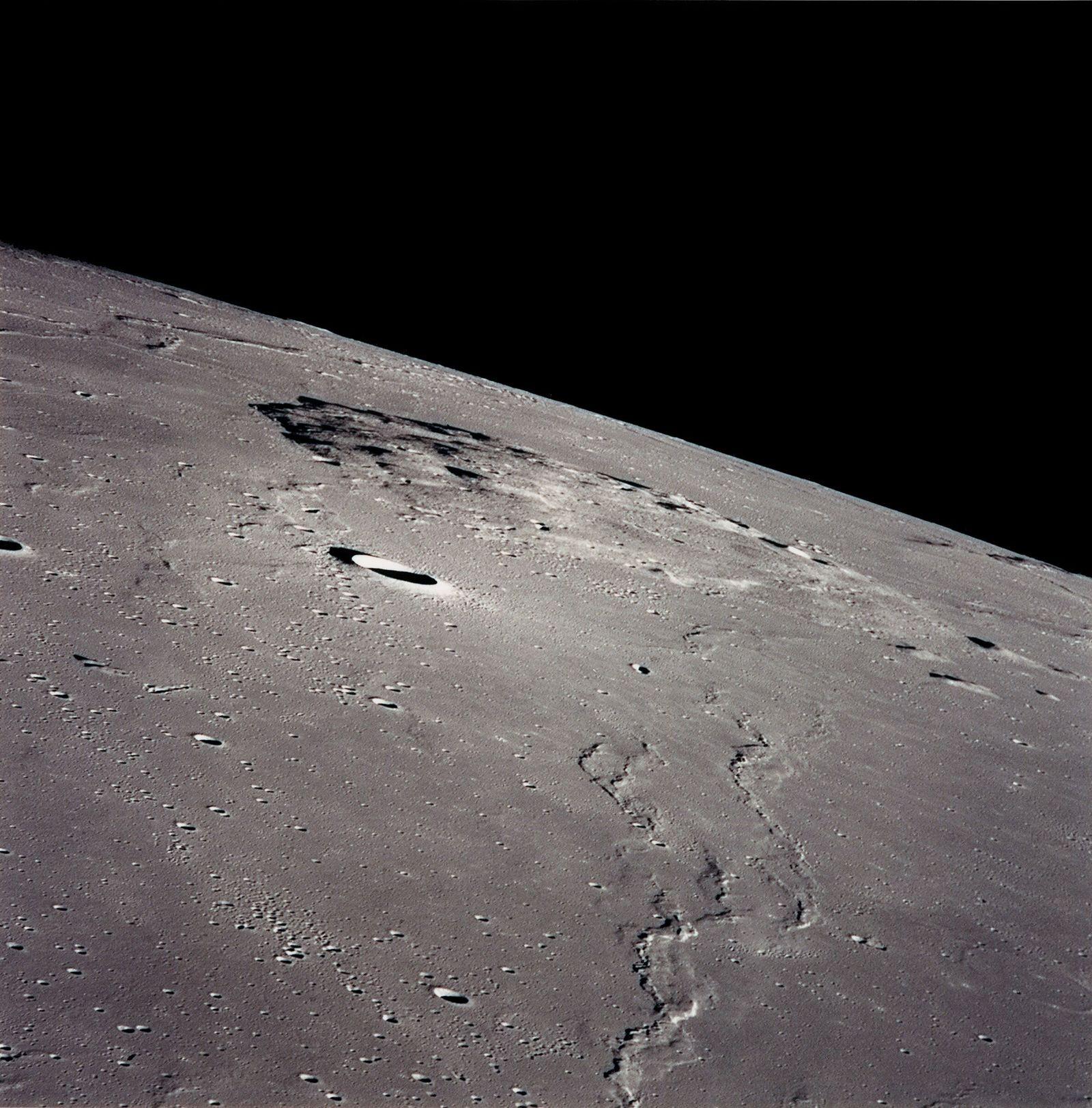 La nueva misión espacial de China traerá las primeras muestras lunares a la Tierra desde 1976