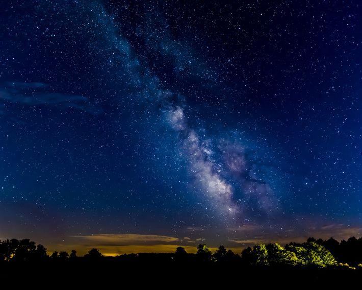Parque estatal Cherry Springs, Pensilvania