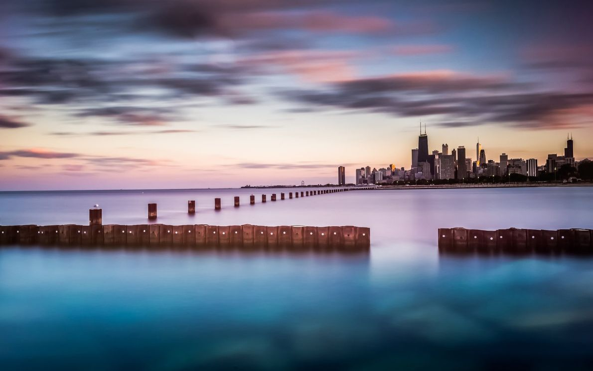 Lago Míchigan, Chicago