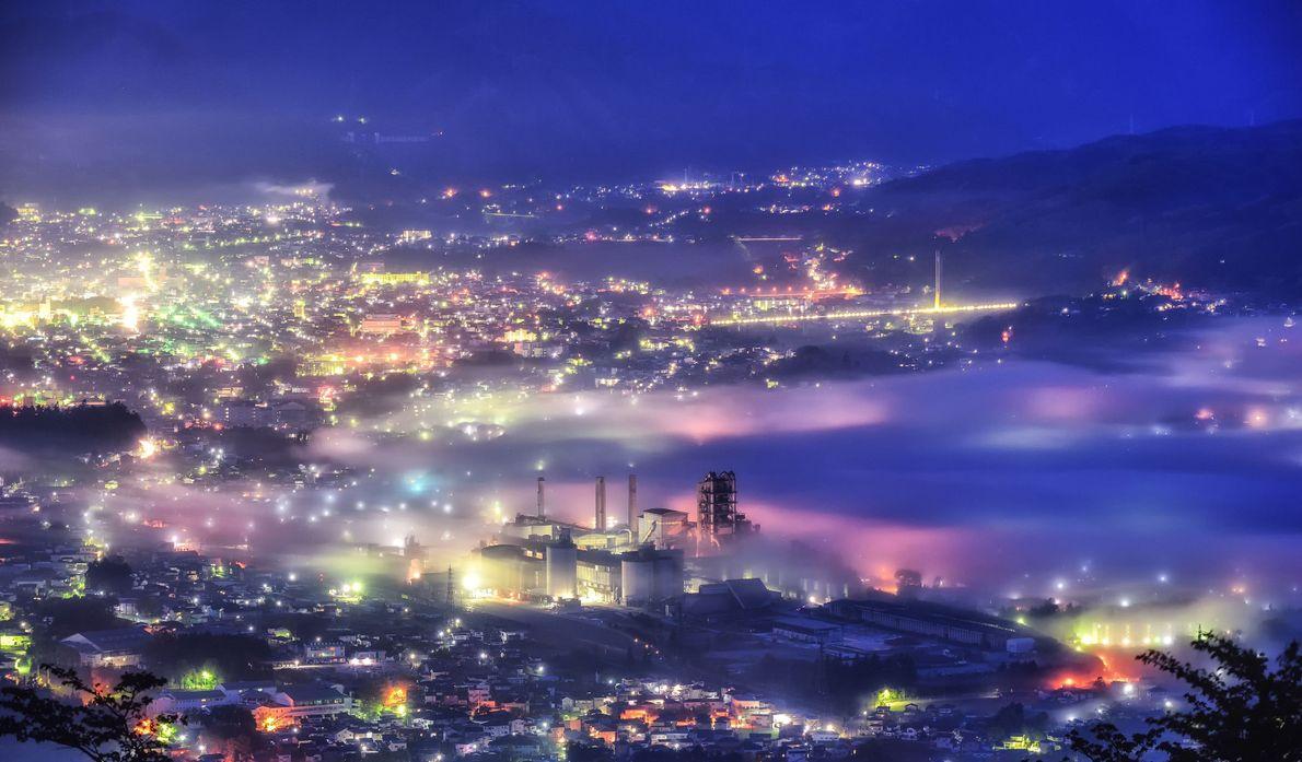 Ciudad de Chichibu, Japón